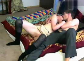 Notyourmomandad: clamp fucks ahead of webcam